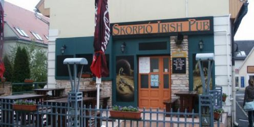 Skorpió Irish Pub