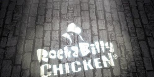 Rockabilly Chicken