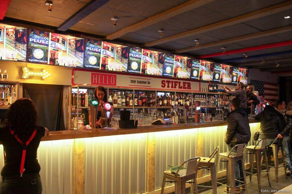 Stifler Stifler Bar - Etterem....