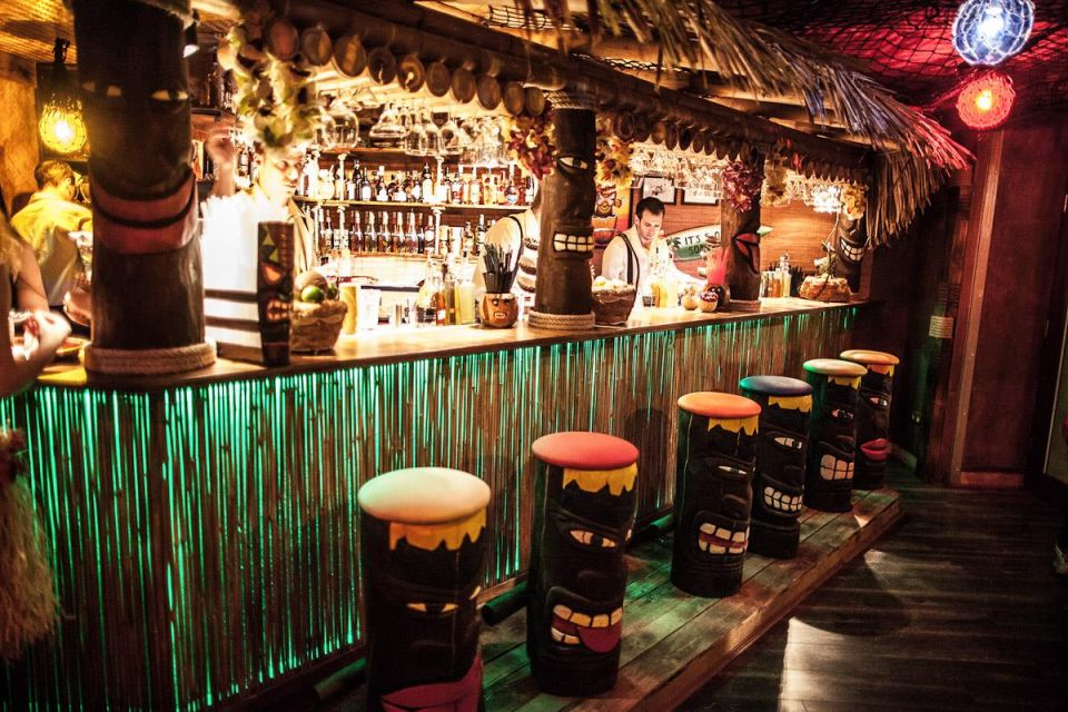 Man Cave Tiki Bar : Rumpus tiki bar etterem hu
